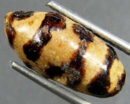 600 BC Egyptian Faience Artifact bead op 1822