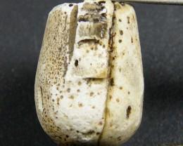 Egyptian bone Artifact before 600 BC op 1828