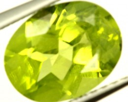PERIDOT FACETED STONE 2.05 CTS PG-943