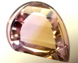 7.10 cts NATURAL AMETRINE  FACETED STONE PG-1159