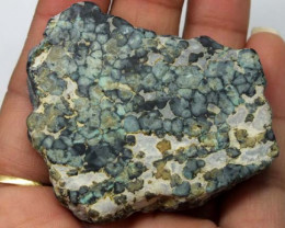 NATURAL GEM VARISCITE NEVADA 175 CTS RG - 2476