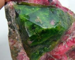 rare green helvite