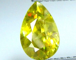 1.04 Carat Sphene - Gorgeous Color