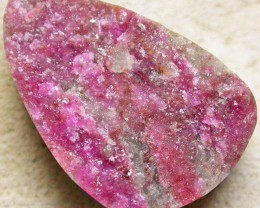 NATURAL PINK COBALT CALCITE-PRE SHAPED 11.30 CTS [MX8207]