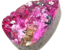 NATURAL PINK COBALT CALCITE-PRE SHAPED 8.45 CTS [MX8217]