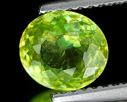 1.41 Carat VS/SI Peridot - Lovely Gem