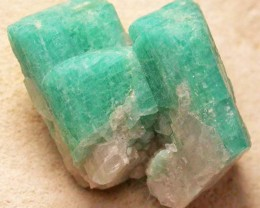 AMAZONITE CLUSTER-USA 32.55 CTS [MX8633]