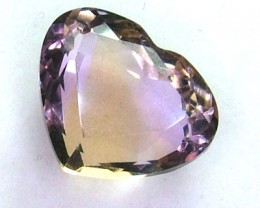 6.75 cts NATURAL AMETRINE  FACETED STONE PG-1193