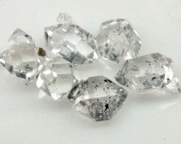 6 CTS CRYSTAL QUARTZ-LIKE HERKIMER-DIAMOND  RG-1206