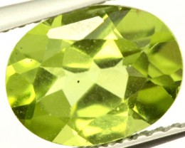 PERIDOT FACETED STONE 1.95 CTS PG-960