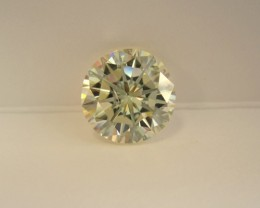 NAT-SOLITIARE FANCY-WHITE-DIAMOND---2.15CTW SIZE,1PCS