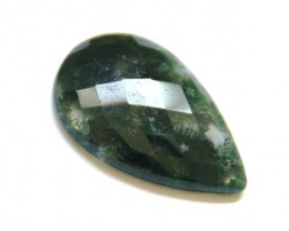 Moss Agate Cabochons