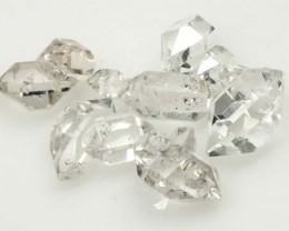 7 CTS CRYSTAL QUARTZ-LIKE HERKIMER-DIAMOND  RG-1208