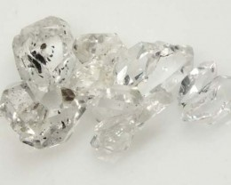 5 CTS CRYSTAL QUARTZ-LIKE HERKIMER-DIAMOND  RG-1210