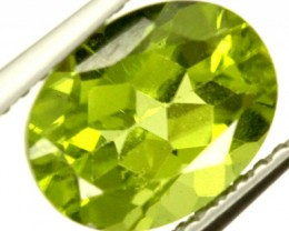 PERIDOT FACETED STONE 2.25 CTS PG-912