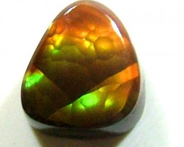 FIRE AGATE CUT STONE 1.80 CTS FP-1541 (PG-GR)