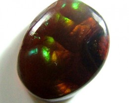 FIRE AGATE CUT STONE 3.90 CTS PG-892