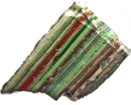 RAINBOW CALSILICA SLAB 80.50 CTS [F2666]