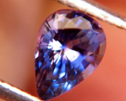 0.95 Carat VVS Tanzanite - Beautiful Gem