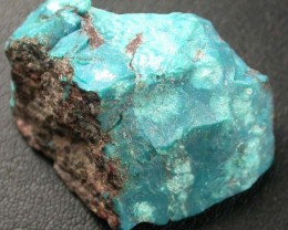 GEM GRADE CHRYSOCOLLA ROUGH FROM USA 43.45 CTS  [F2852]