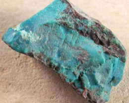 GEM GRADE CHRYSOCOLLA ROUGH FROM USA 34.45 CTS  [F2860]