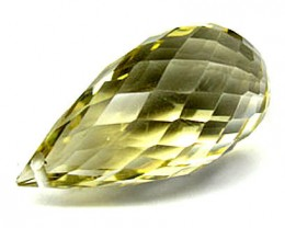21.16 Carat Quartz Briolette - Lovely