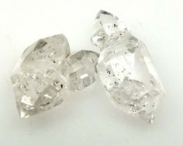 CRYSTAL QUARTZ-LIKE HERKIMER-DIAMOND 3 CTS RG-1203