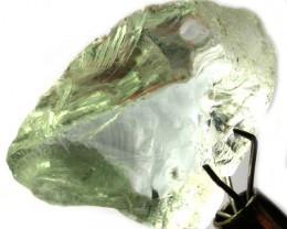 AQUARAMINE ROUGH  GREEN TINGE 13.15 CTS [F2933]
