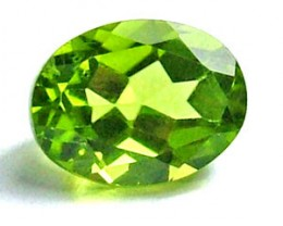 PERIDOT FACETED STONE 1.85 CTS PG-832