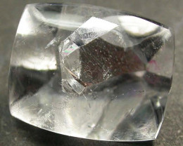 PURE QUARTZ CRYSTAL GROWING IN CRYSTAL 6.75 CTS [MX9170]