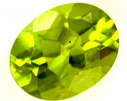 PERIDOT FACETED STONE 1.95 CTS  PG-812