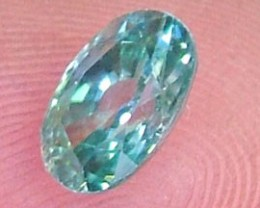 BLUE ZIRCON FACETED STONE 1.25 CTS  PG-1081