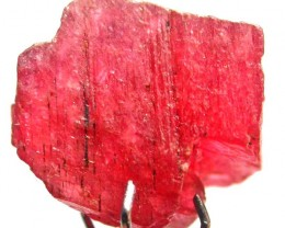 RHODONITE ROUGH BRAZIL 5.80 CTS [F3299]