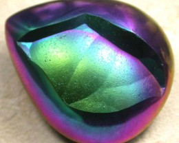 AGATE STUNNING COLOURS -TREATED 34.25 CT [ST6902]