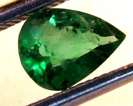 0.54CTS EMERALD FACETED BRAZIL AS-A3206