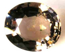 FACETED SMOKEY QUARTZ 6.43 CTS 90502