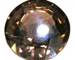 FACETED SMOKEY QUARTZ 8.15 CTS 90504