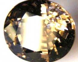 FACETED SMOKEY QUARTZ 7.60 CTS 90505