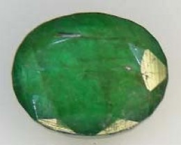 BEAUTIFUL  FACETED EMERALDS  1.40 CTS  90186