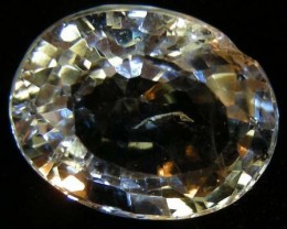 FACETED TOPAZ GEMSTONE 18.27 CTS 90344
