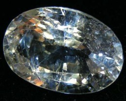 FACETED TOPAZ GEMSTONE 13.19 CTS 90345