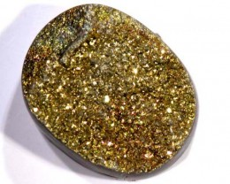 NATURAL DRUSY STONE 8.90 CTS PG-793