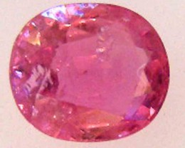 PRECIOUS PINK SAPPHIRE 1.04 CTS   90103