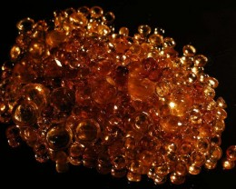 BEAUTIFUL MOLTEN GOLD TOPAZ PARCEL 70.00 CTS  90130