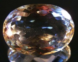 BEAUTIFUL ROYAL INDIAN SILKY TOPAZ 40.10  CTS  90151