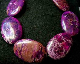 AGATE BEADS STRING 368.00  CTS  90713(1)