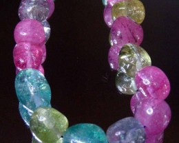 STYLISH QUARTZ BEADS STRING  379.00 CTS  90665