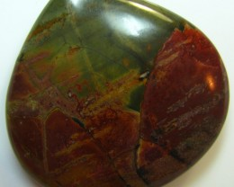 MULTI COLOR PICASSO JASPER  LARGE STONE 88.90 CTS