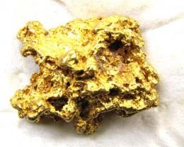 HUGE AUSTRALIAN  GOLD NUGGET  81.4 GRAMS