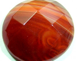 NATURAL AGATE FACETED STONE 18.30 CTS PG-718